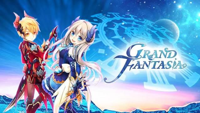 Grand Fantasia una nouvelle classe