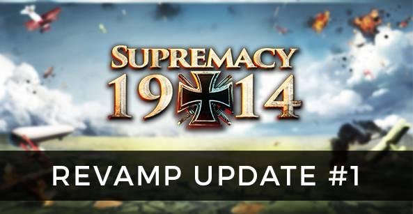 Supremacy  1914  Nouveautes
