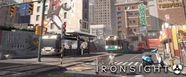 IronSigth Free2Play MMOFPS