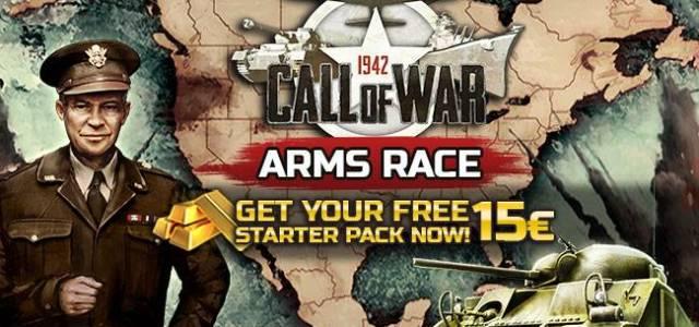 Forfait Starter gratuit Call of War - Deux promotions gratuites pour Call of War