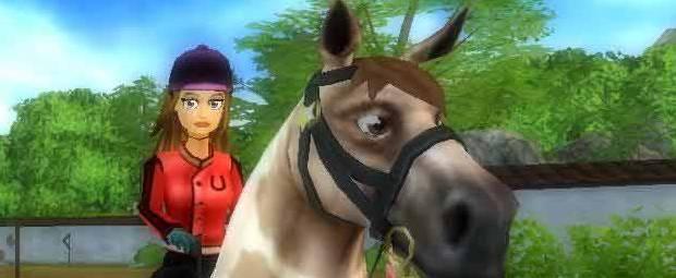 Star Stable Jeu Equitation