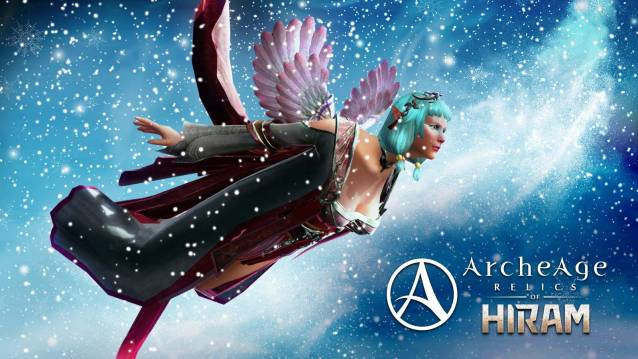 ArcheAge XMas Wallpaper - ArcheAge est un MMORPG sandbox gratuit