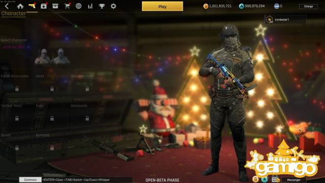 IronSight Christmas Event - IronSigth Free2Play MMOFPS