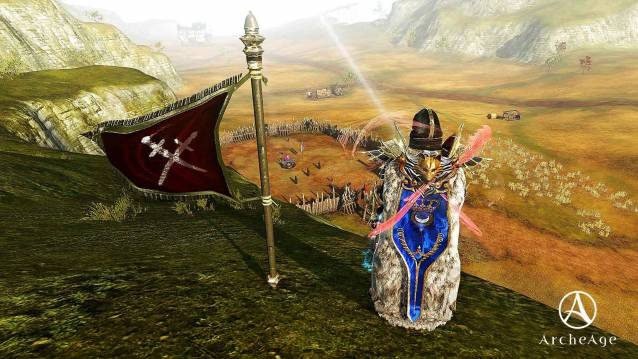 ArcheAge Hero - ArcheAge : La nouvelle mise à jour 5.1 des Reliques d'Hiram