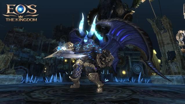 EOS -The Kingdom - Frostcore Ruins_2 - Echo of Soul – Kingdom : Les guerres de guilde et le retour de plusieurs donjons populaires dans la nouvelle mise à jour