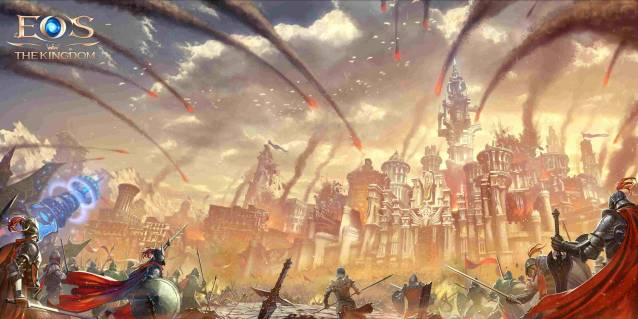 EoS-Kingdom Guild Wars A
