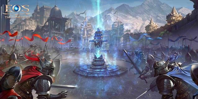 EoS-Kingdom Guild Wars B