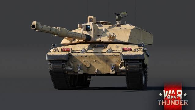 War Thunder Challenger 2 a