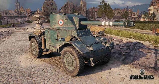 World of Tanks Wheeled Vehicles Screenshots - Les véhicules à roues arrivent dans World of Tanks!