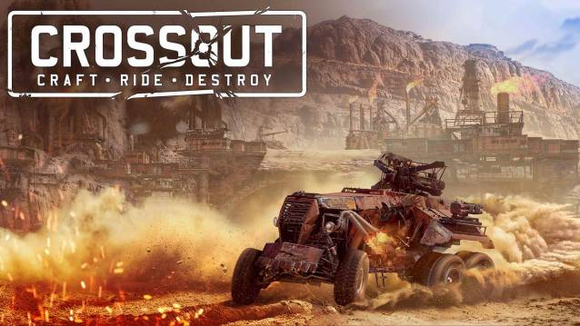 Crossout: Sortie des «Cavaliers de l'Apocalypse», ajoût de l'option «Bataille personnalisée»