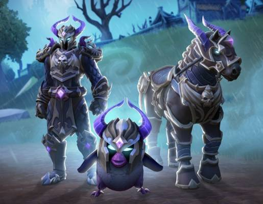 Realm Royale Shadow Fall Bundle Featured Blog