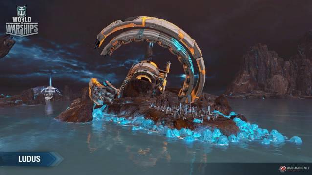World of Warships s'envole vers de nouveaux mondes pour son événement du 1er avril   Les combats intergalactiques sont de retour dans le célèbre jeu de batailles navales avec de nouveaux modes de jeux, cartes et vaisseaux spatiaux