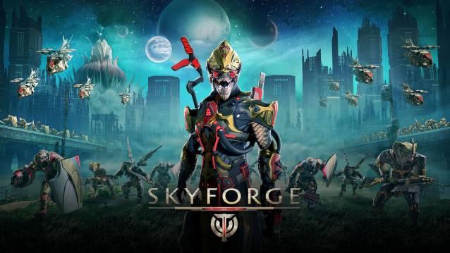Skyforge New Horizons est désormais disponible