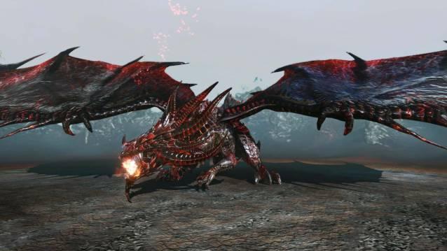 ArcheAge : le puissant Dragon Noir arrive pour semer la terreur parmi les habitants du jeu