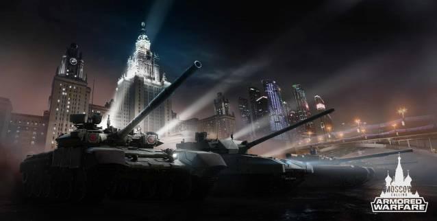 Armored Warfare dévoile sa troisième saison intitulée Moscow Calling