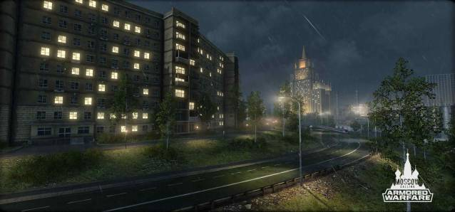Armored Warfare dévoile sa troisième saison intitulée Moscow Calling Screenshot