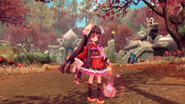 Aura Kingdom Update 52 Zashi Screenshots