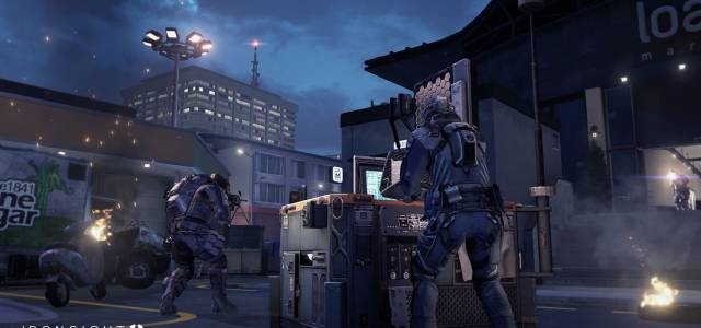 Ironsight free-to-play MMO FPS