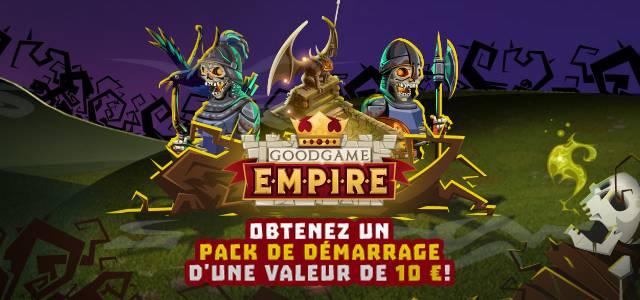 Items gratuits pour Goodgame Empire MMOGratuit.com
