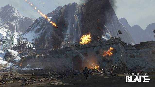 Conqueror's Blade ouvre ses portes aujourd'hui