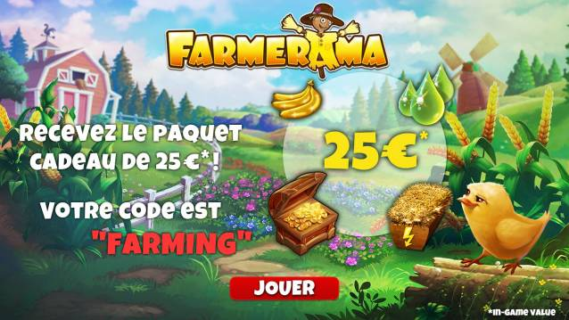 Farmerama Articles Gratuits