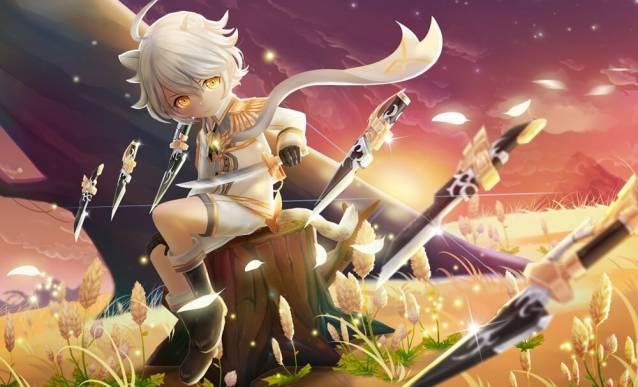 Twin Saga Anime-MMORPG Gratuit