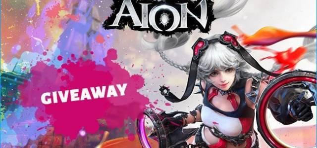 Items gratuits pour Aion 7.0