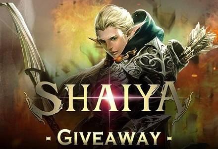 Items gratuits pour Shaiya