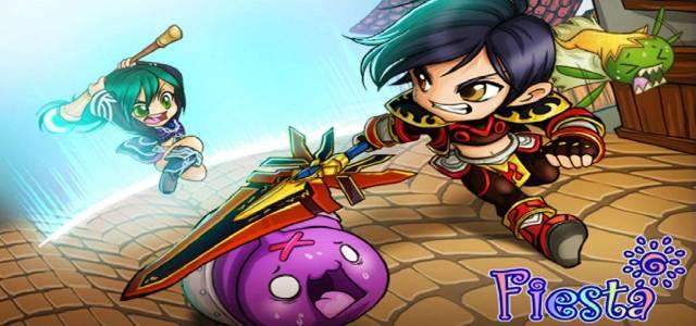 Fiesta Online reçoit une mise à jour bataille royale