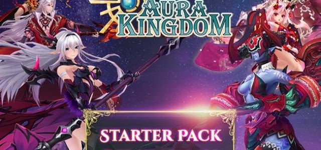 Giveaway Aura Kingdom Anime MMORPG