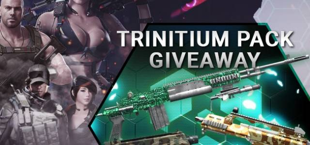 Ironsight Trinitium Free Pack