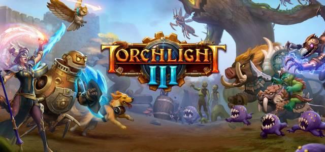 Torchlight Frontiers retrouve ses racines et devient Torchlight III