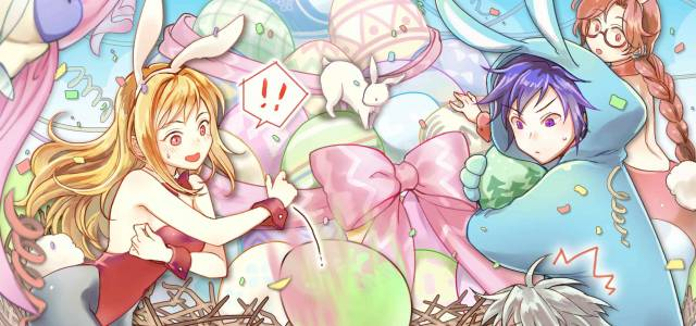 Grand Fantasia célèbre Pâques