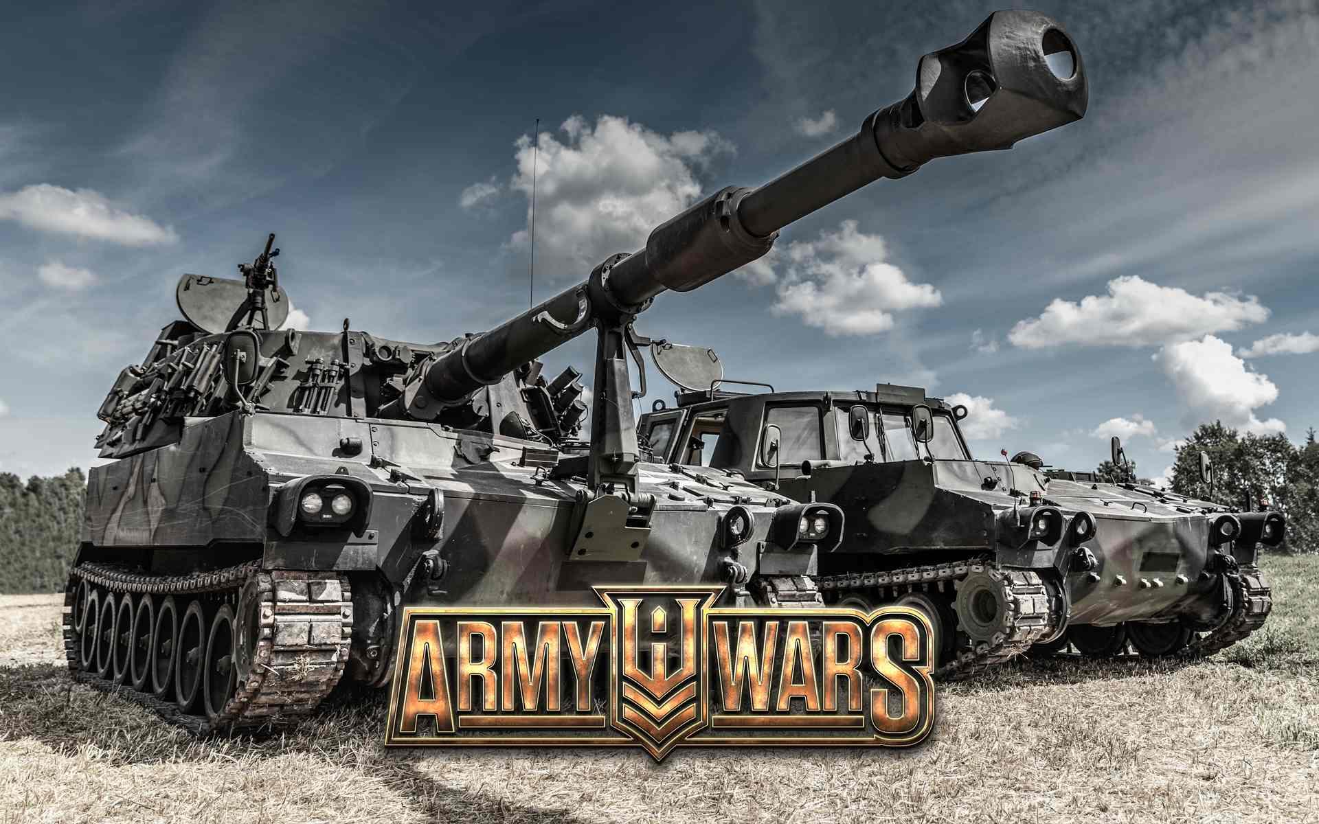ArmyWars est un jeu de guerre par navigateur MMORTS en temps réel.