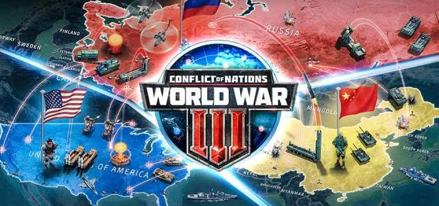 Conflict of Nations WWIII Pack de démarrage