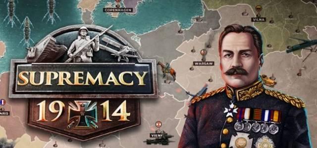 Supremacy 1914 Free Starter Pack et événement
