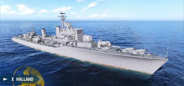 Les destroyers européens sont prêts à mettre les voiles dans World of Warships avec la mise à jour0.9.3
