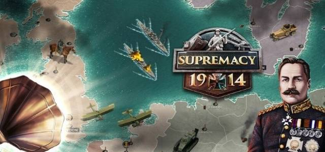 Supremacy 1914 Giveaway