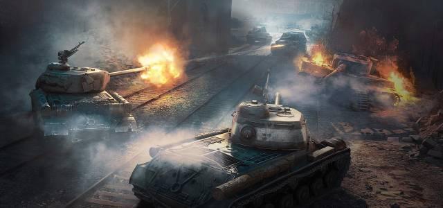 World of Tanks accueille un tout nouveau mode PvE