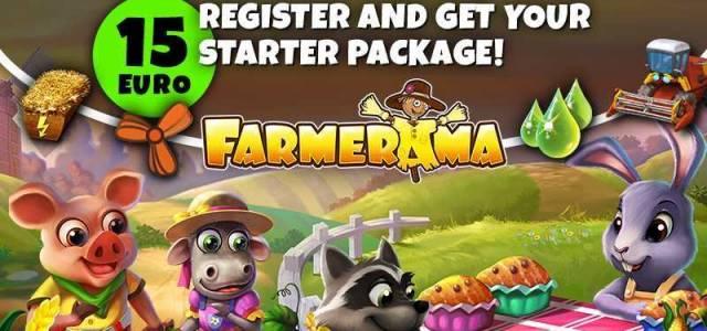 Farmerama Pack Exluisf ici sur MMOGratuit