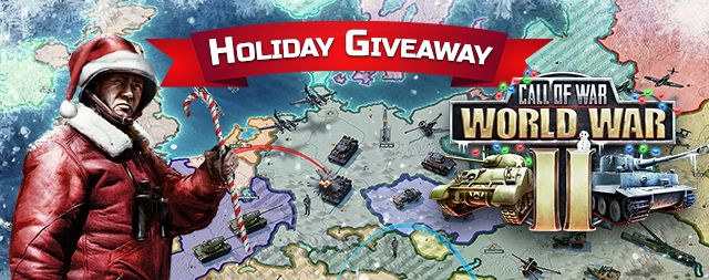 Call of War giveaway