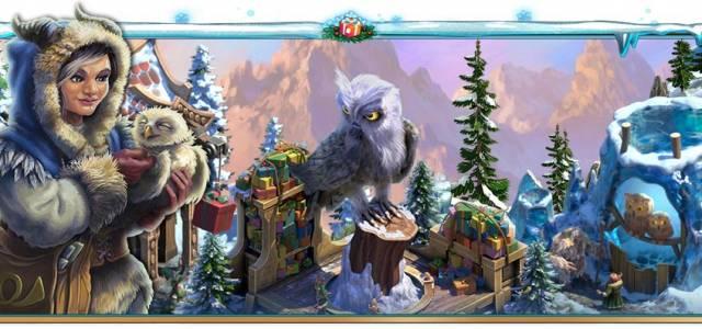 Les événements de l'hiver à InnoGames