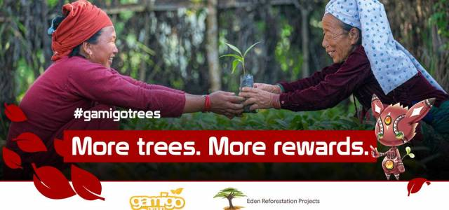 Reforestation Gamigo et Eden Reforestation