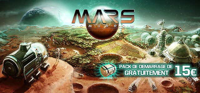 Mars Tomorrow Pack de démarrage