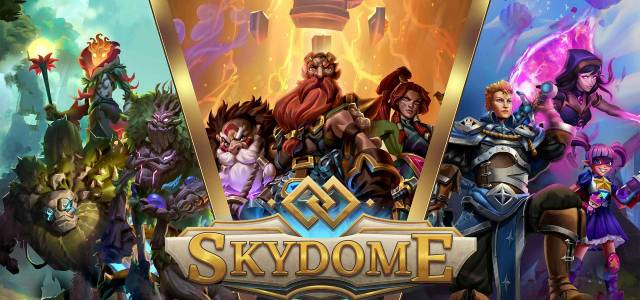 Skydome Champions et tours défensives