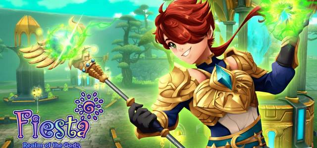 Fiesta Online, Realm of the Gods, est maintenant disponible
