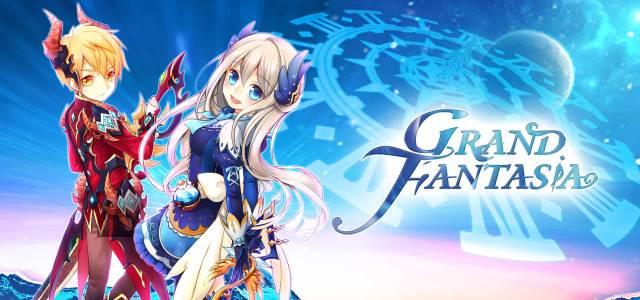 Grand Fantasia le patch 34.2