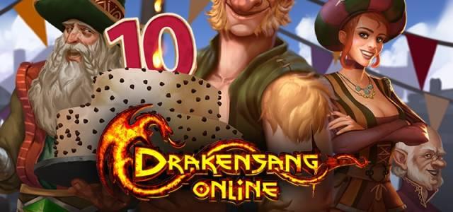 Drakensang Online Festival Dracanniversaire